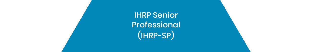 IHRP Senior Professional