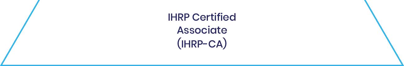 IHRP Certified Associated