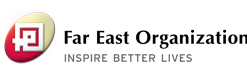 IHRP corporate partner far east organization logo