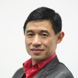 Profile image of Frank Koo IHRP Committee Member