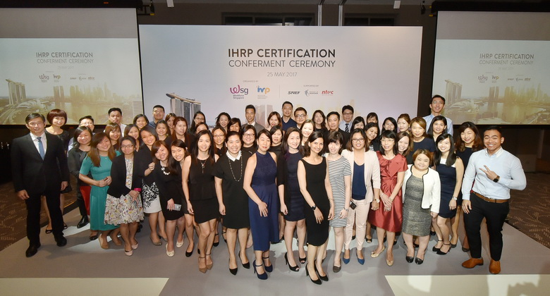 IHRP May 2017 conferment ceremony photos 1