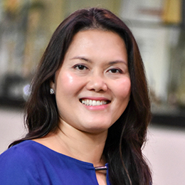 Profile image of Jocelyn Wun Head of Operations & Corporate Services for IHRP
