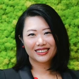 Profile image of Karina Kuok Head of Professional Practices for IHRP