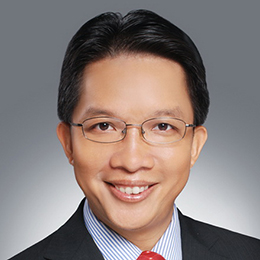 Profile image of Prof Nigel Phang IHRP Committee Member