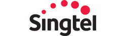 Logo of IHRP corporate partner Singtel