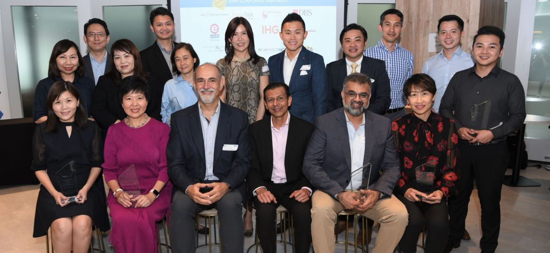 20 New Corporate Partners