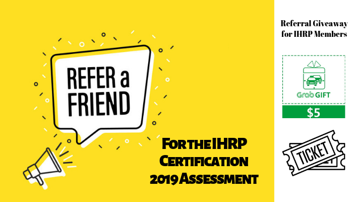 For the IHRP Certification 2019 Assessment (1)