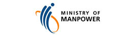 IHRP corporate partner ministry of manpower logo