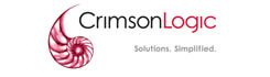 IHRP corporate partner crimson logic logo