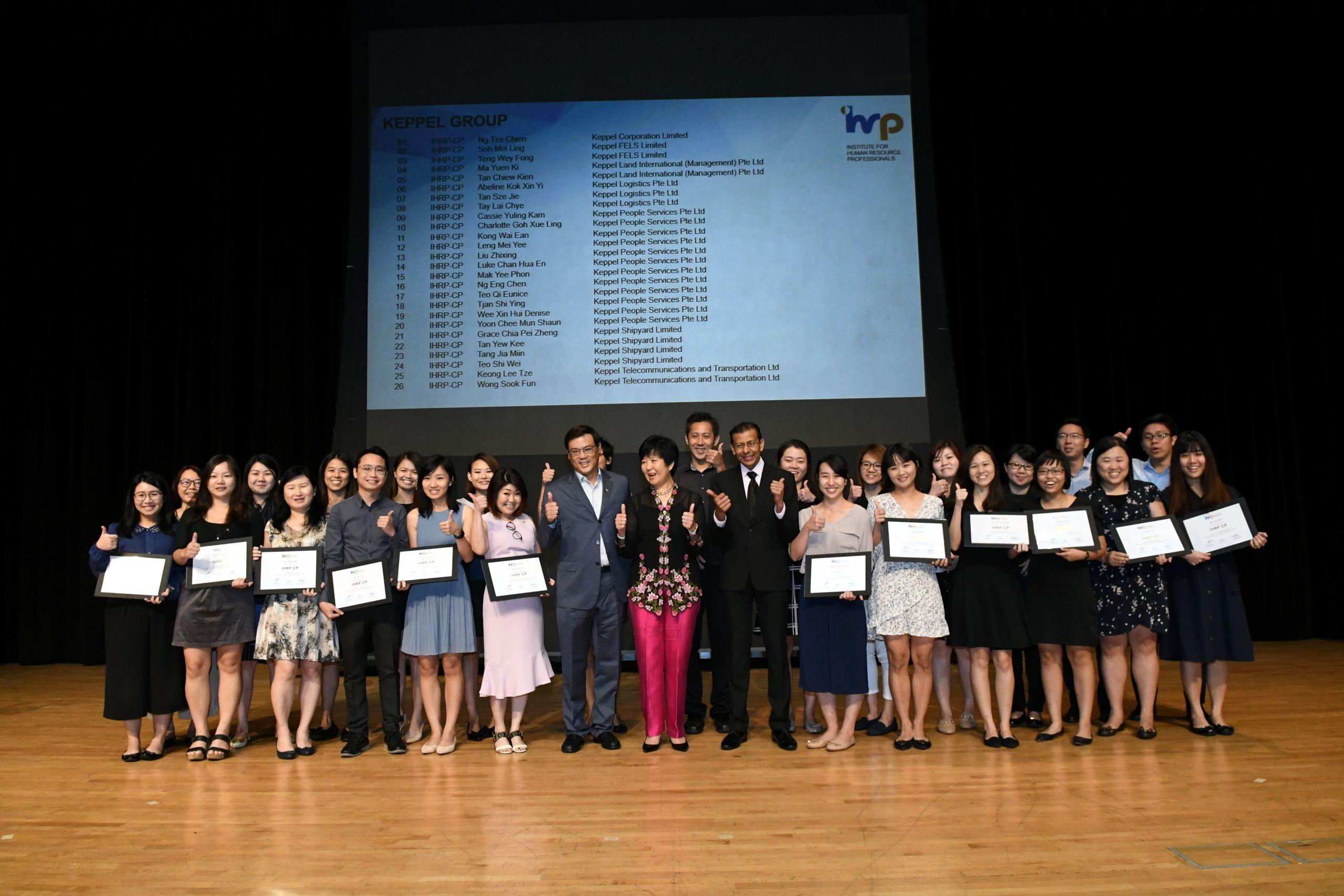 IHRP Oct 2019 conferment ceremony photos 1
