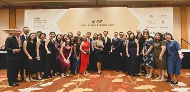 IBF distinction evening 2019 event photos 3