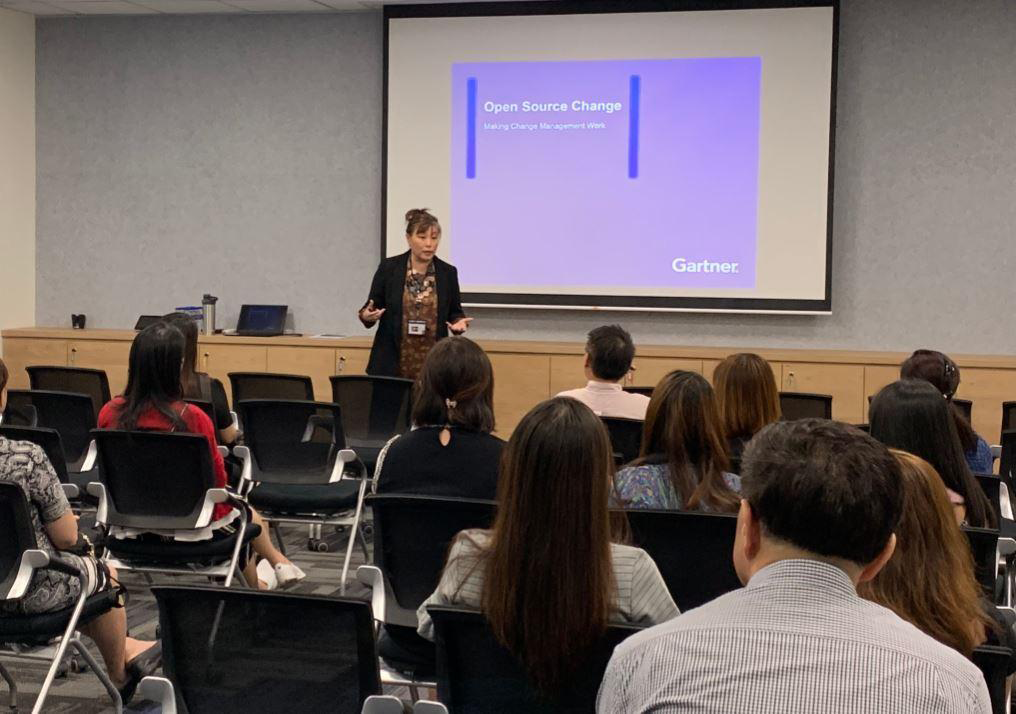 IHRP with Gartner learning journey on 04 Oct 2019 event photos 1