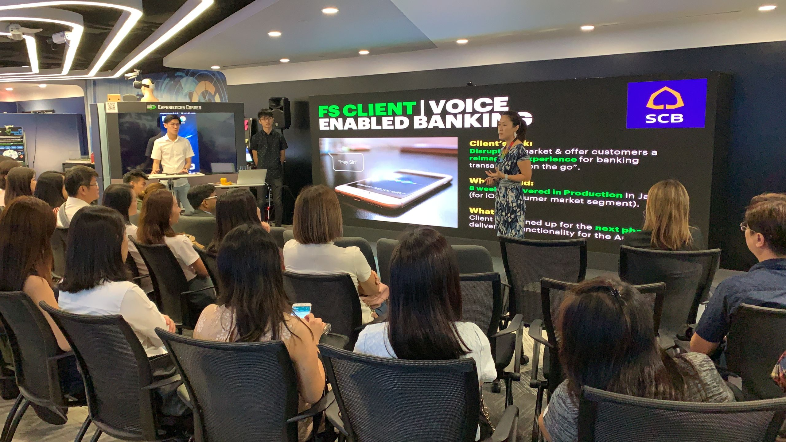 IHRP with accenture learning journey 01 Nov 2019 event photos 3