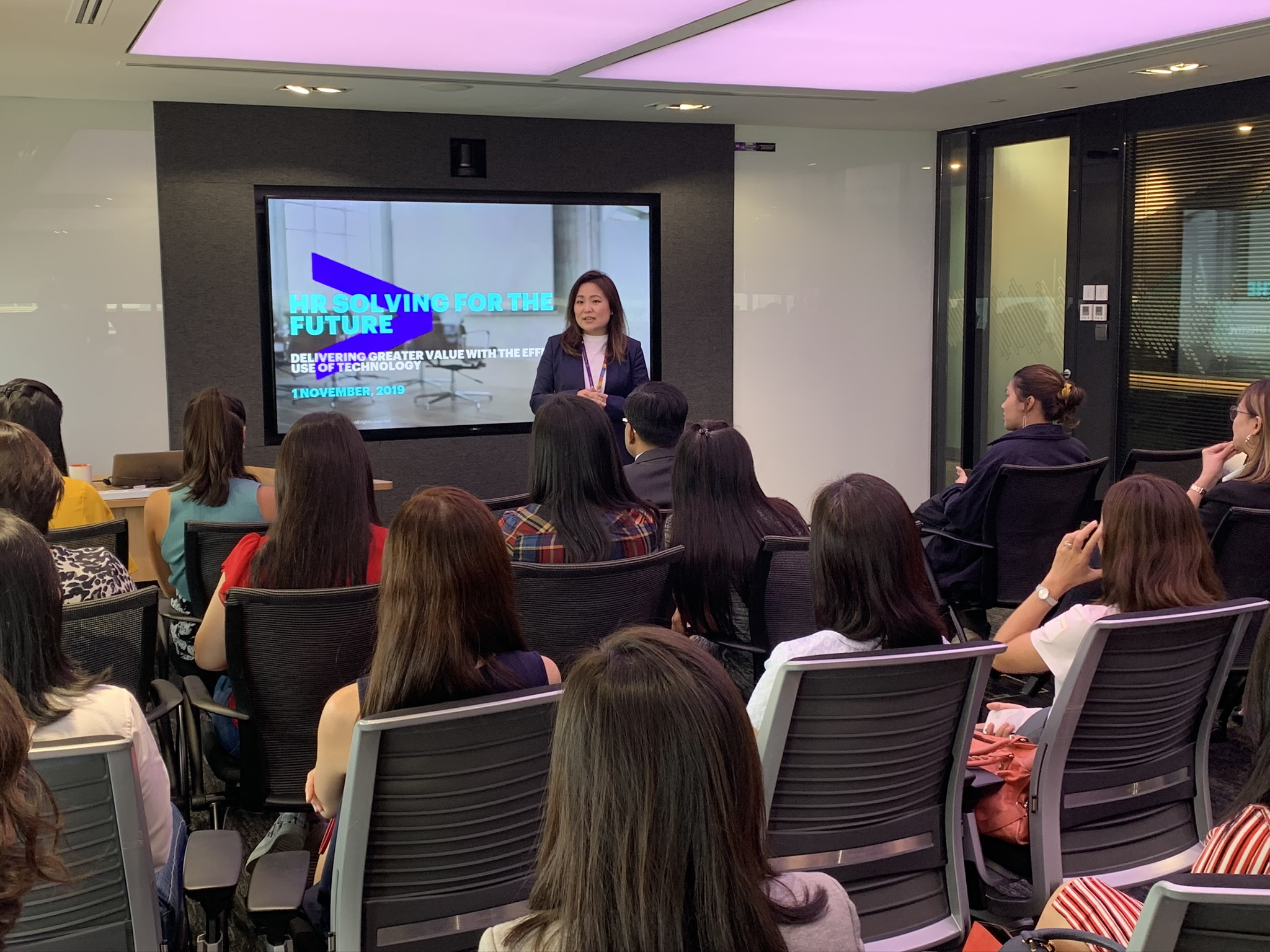 IHRP with accenture learning journey 01 Nov 2019 event photos 1